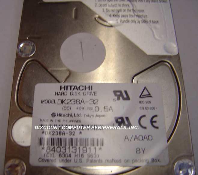 Hitachi DK238A-32