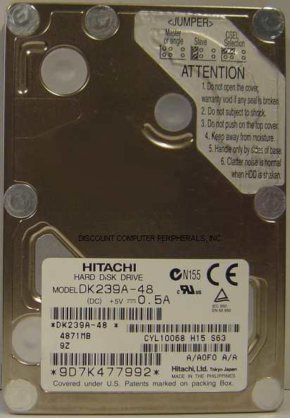 Hitachi DK239A-48