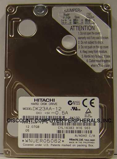Hitachi DK23AA-12