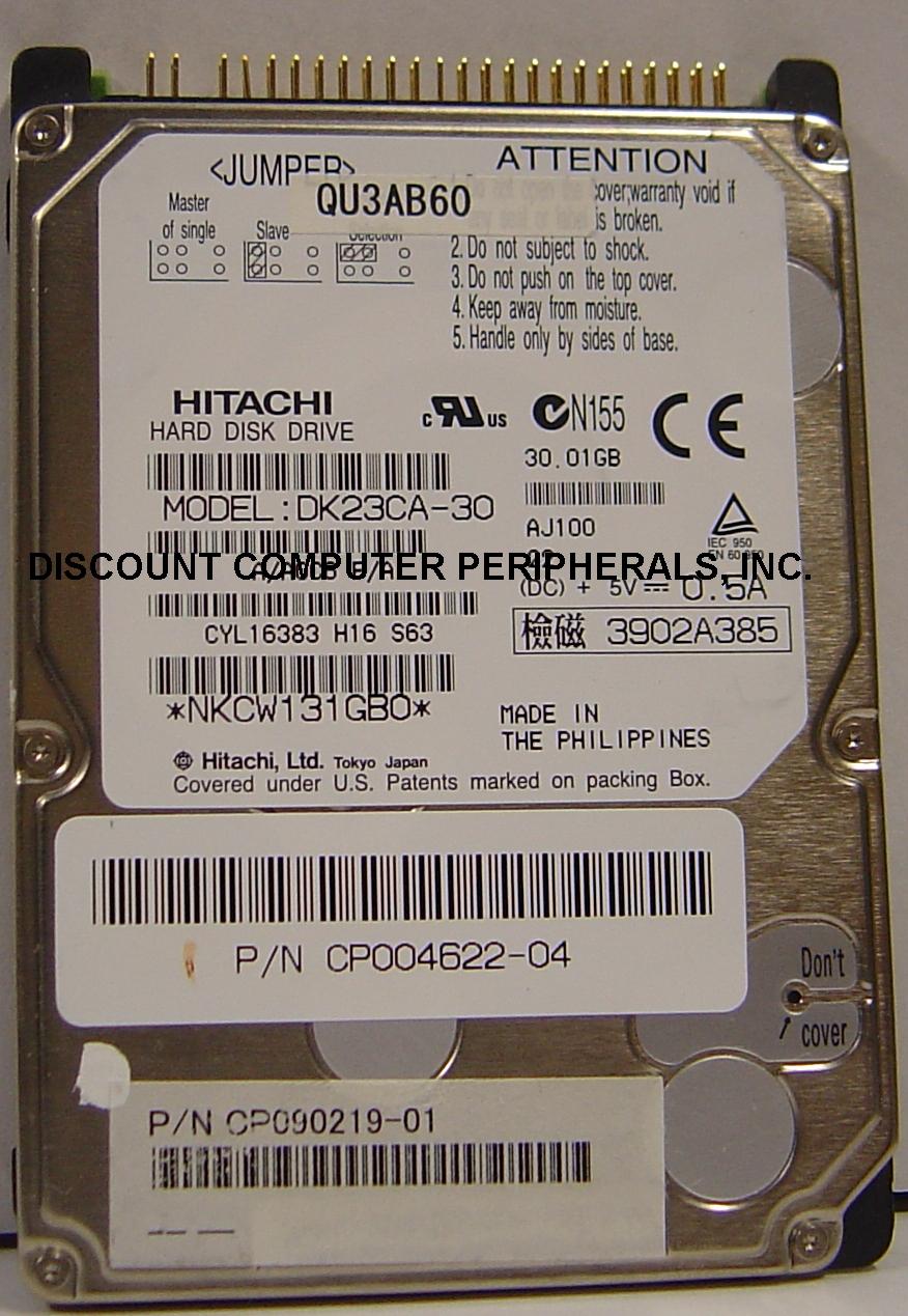 Hitachi DK23CA-30