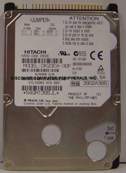 Hitachi DK23CA-30F