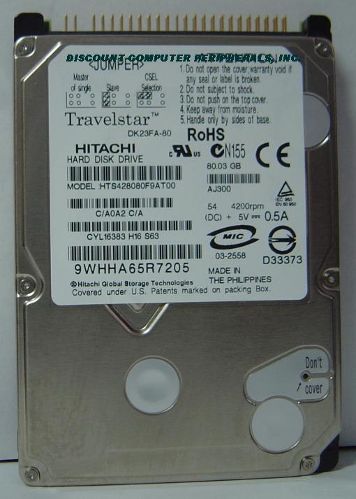 Hitachi DK23FA-80