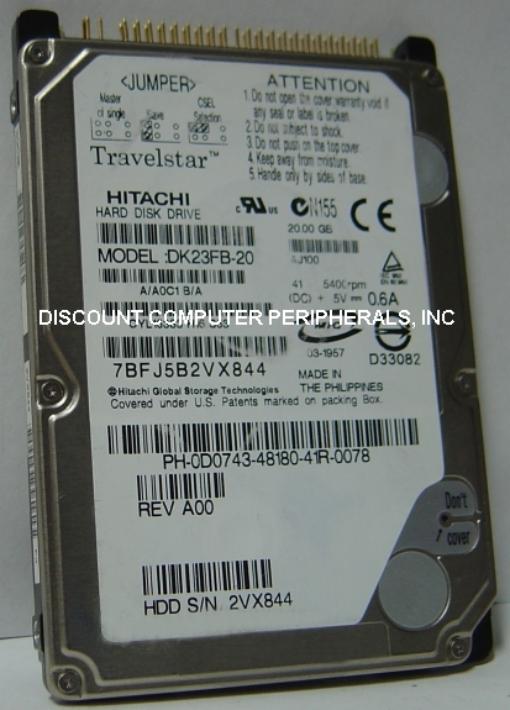 Hitachi DK23FB-20