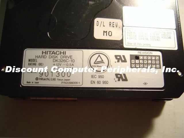 Hitachi DK326C-10