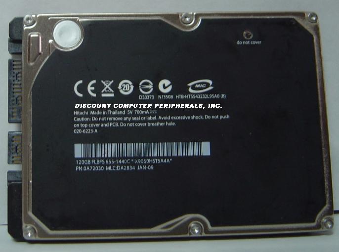 Hitachi HTS543232L9SA0