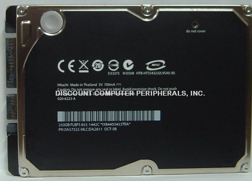 Hitachi HTS543232L9SA0_250
