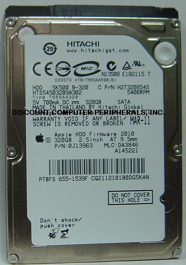 Hitachi HTS545032B9A302