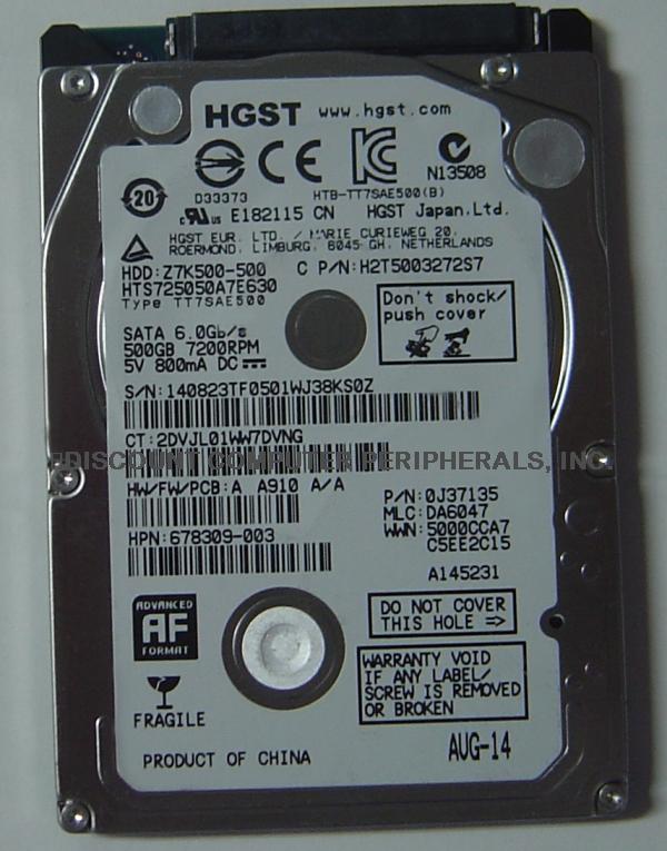 Hitachi HTS725050A7E630