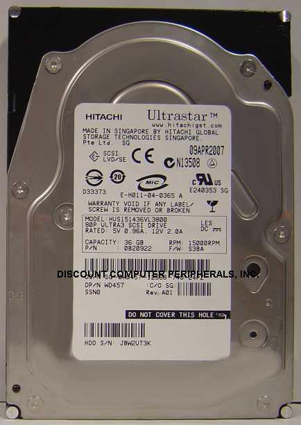 Hitachi HUS151436VL3800