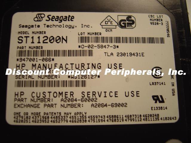 HP A2084-60002