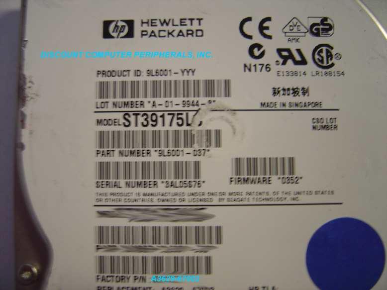 Hp A3629-67003