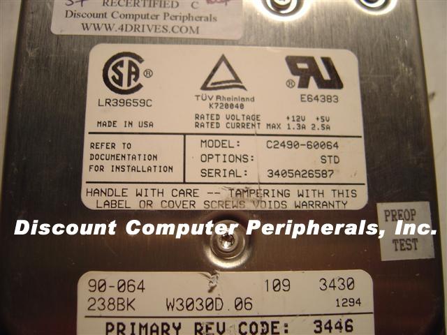 Hp C2490-60064