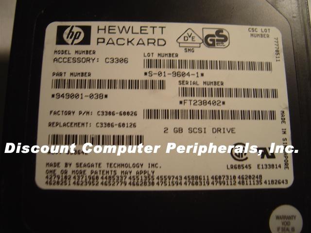 HP C3306A