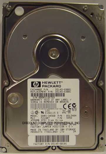 Hp D5145-69001