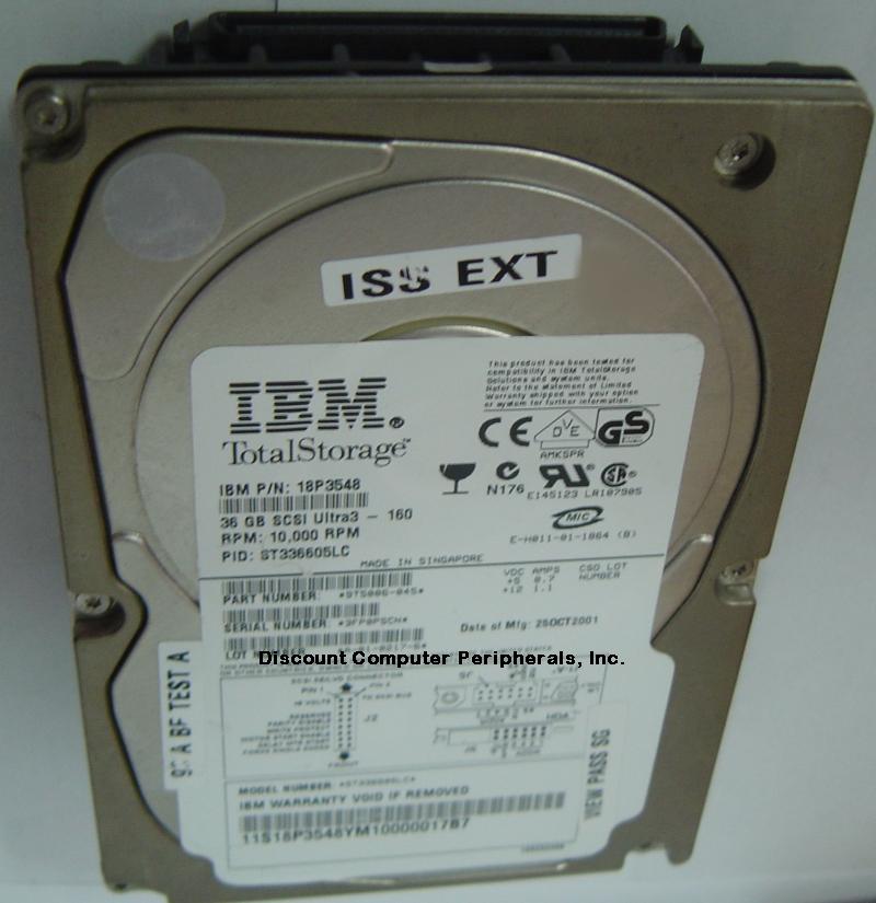 Ibm 18P3548