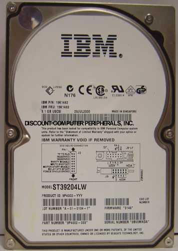 Ibm 19K1482