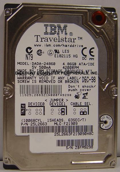 Ibm DADA-24860
