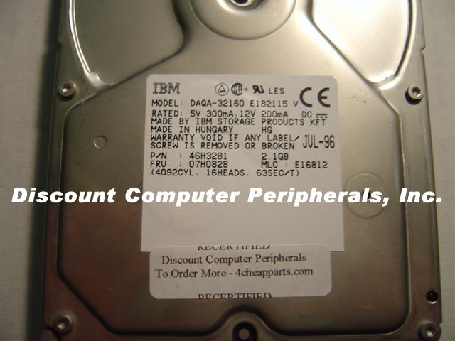 Ibm DAQA-32160
