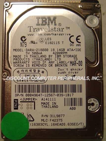 Ibm DARA-218000