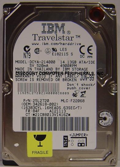 Ibm DCYA-214000