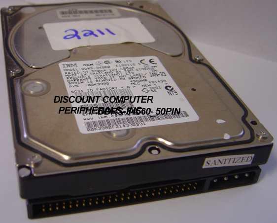 IBM DDRS-34560_50PIN