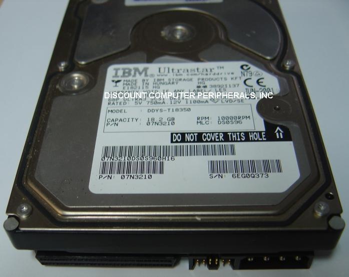 Ibm DDYS-T18350_68PIN