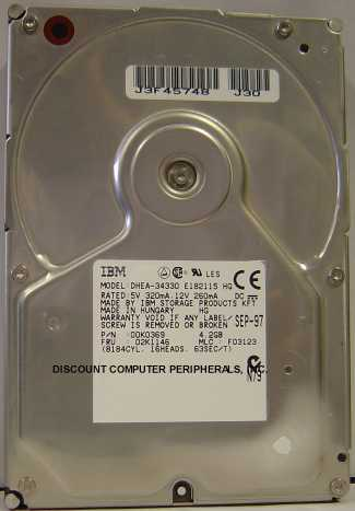 Ibm DHEA-34330