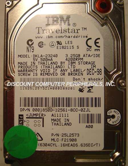 Ibm DKLA-23240