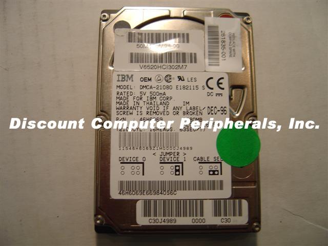 Ibm DMCA-21080