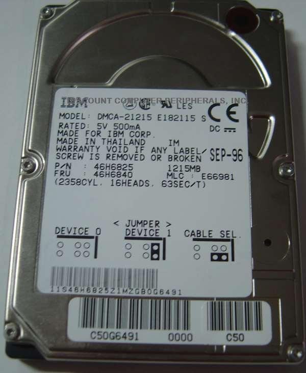 Ibm DMCA-21215