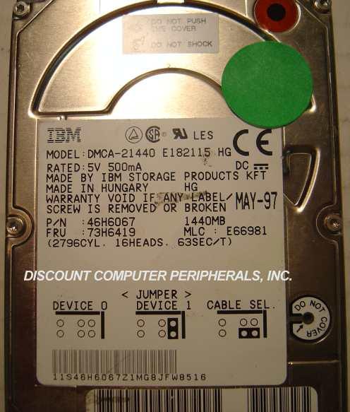 Ibm DMCA-21440
