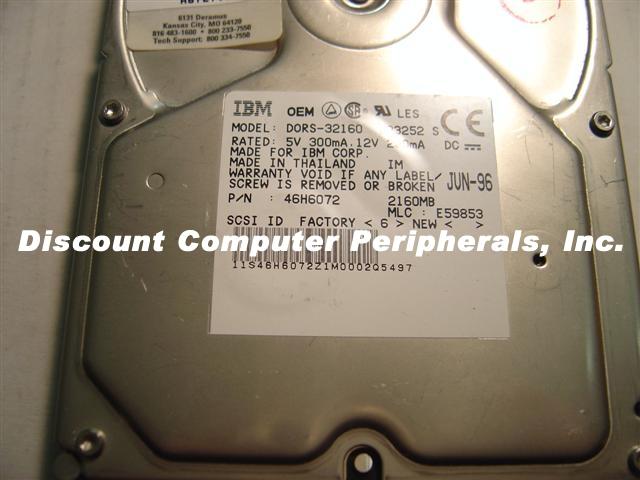 Ibm DORS-32160