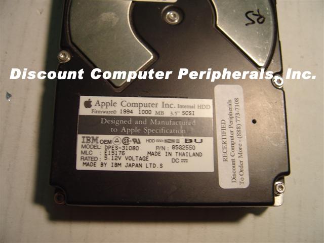 Ibm DPES-31080