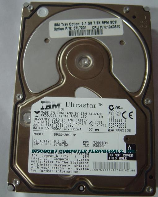 Ibm DPSS-309170_80PIN