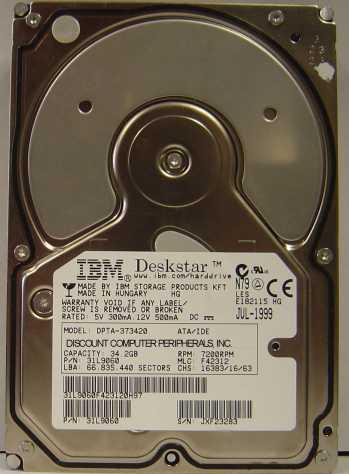 Ibm DPTA-373420