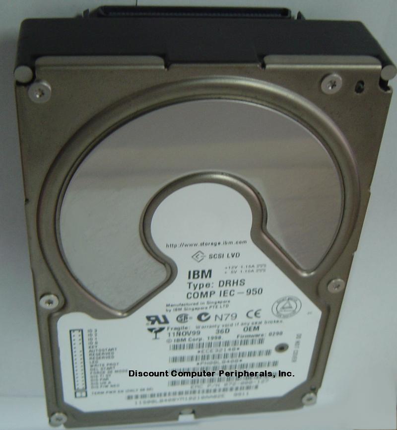 Ibm DRHS-36D
