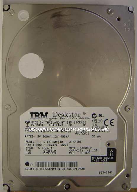 Ibm DTLA-305040