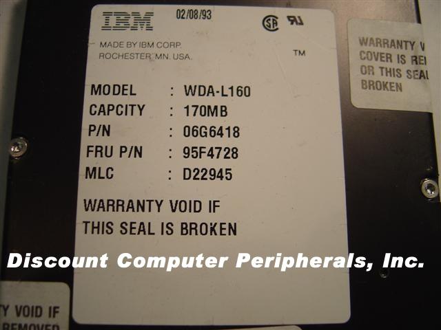 Ibm WDA-L160
