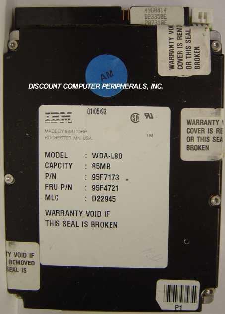 Ibm WDA-L80