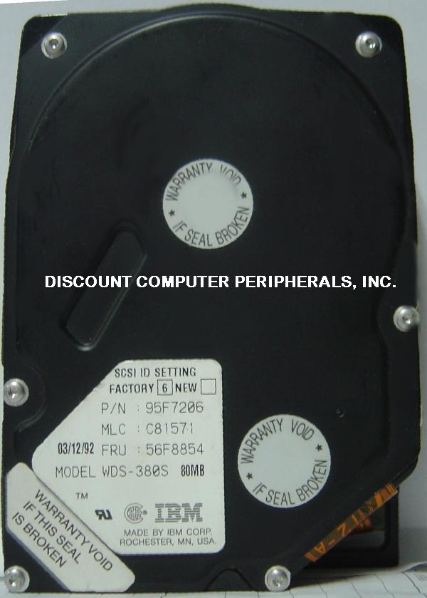 Ibm WDS-380S