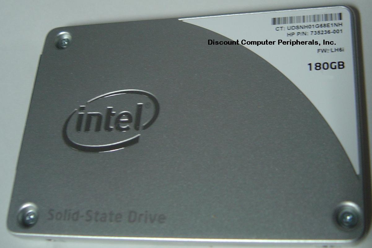 Intel SSDSC2BF180A4H