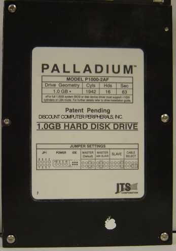 Jts P1000-2AF