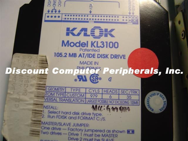 Kalok KL3100