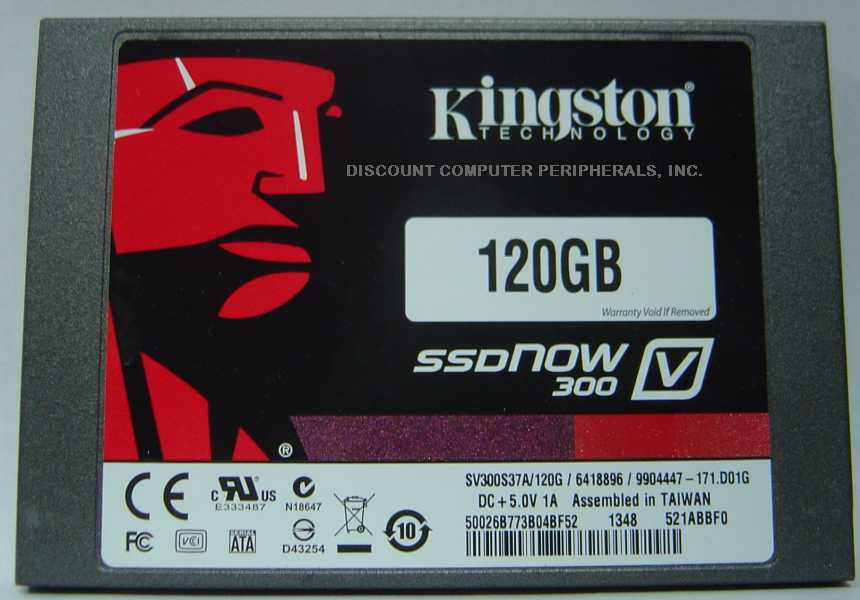 Kingston SV300S37A_120G