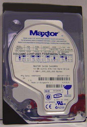 Maxtor 2B010H1