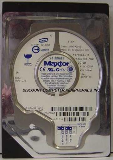 Maxtor 2F020J0