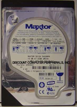 Maxtor 2R015H1