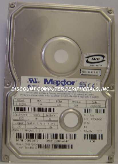 Maxtor 51536H2
