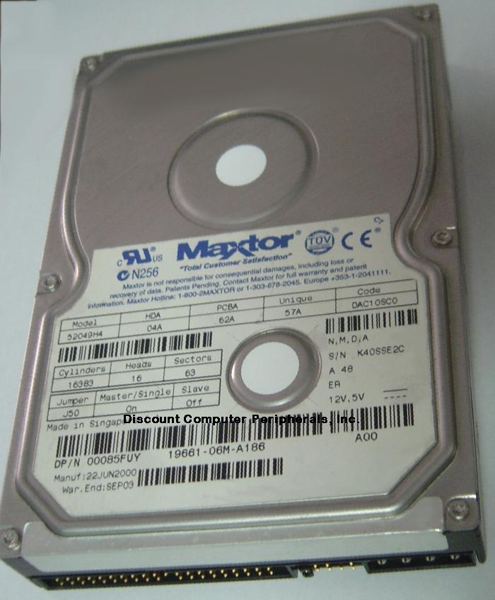 Maxtor 52049H4