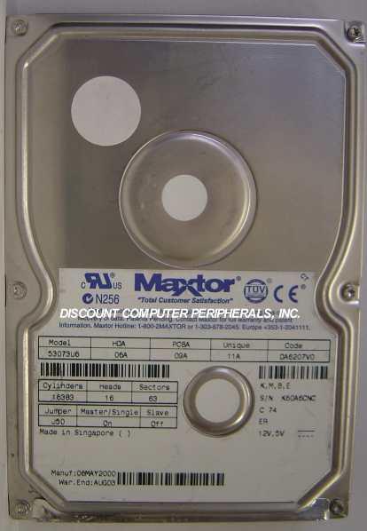 Maxtor 53073U6